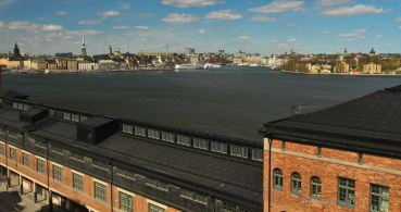 View of Stockholm from Södermalm, Stockholm