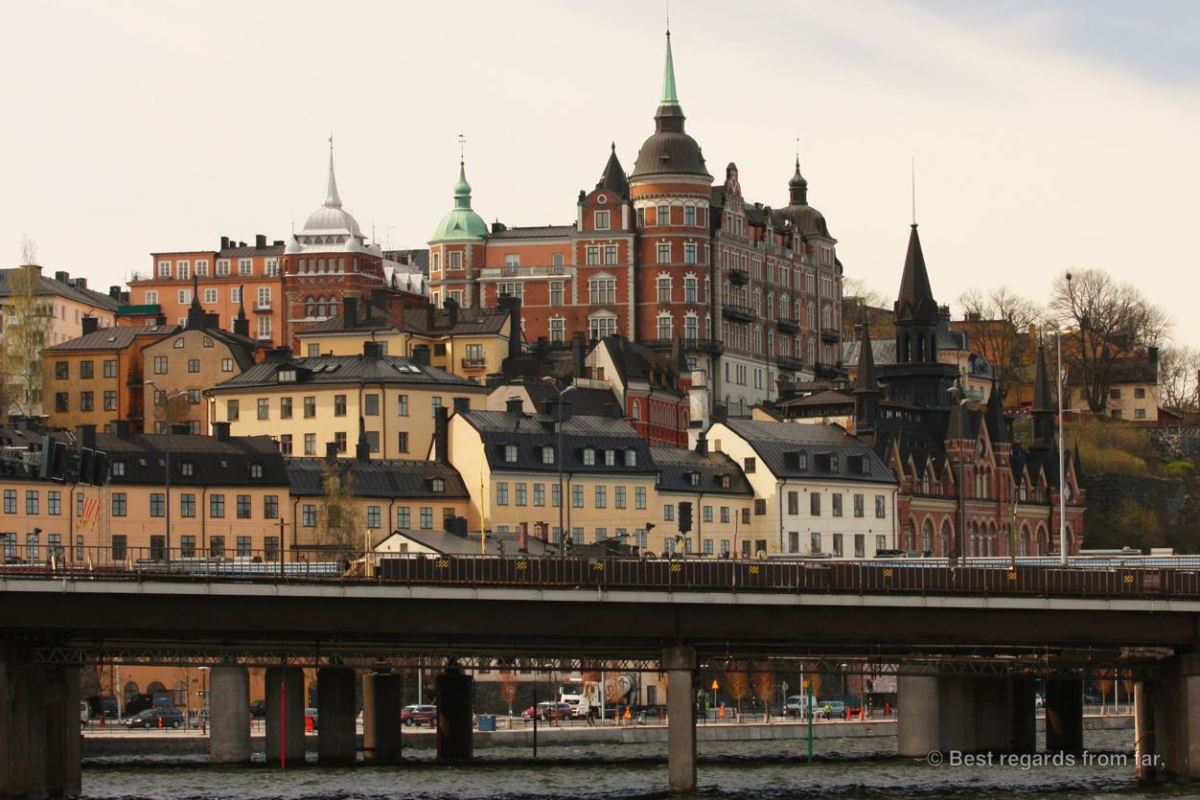 A citytrip to Stockholm
