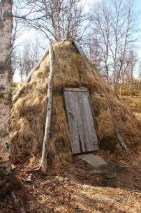 Sami hut