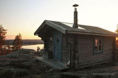 The Valkallen Rastuga, Sweden