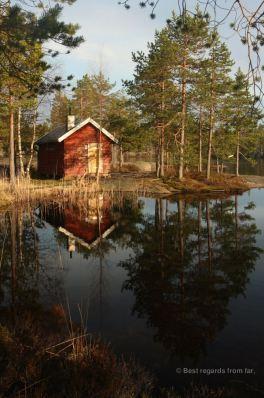 Tärnätvattnen Stuga, Sweden