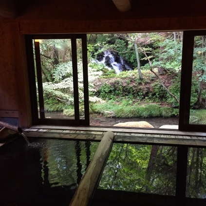The idyllic Yamamizuki onsen, Kurokawa, Japan