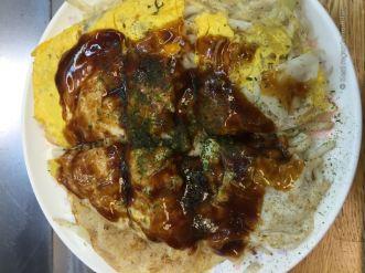 The Hiroshima Okonomiyaki: yummy - yummy!!