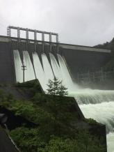 Iya valley dam