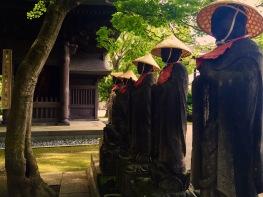 The Daikaku-ji, a temple in Sapporo