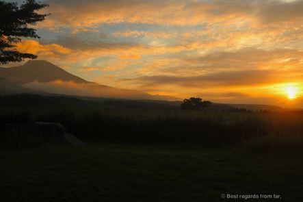 Kurokawa sunrise