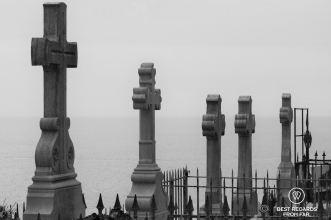 The marine cemetery, Sète, France