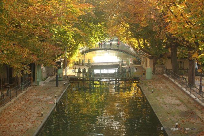 A stroll along Amélie's Canal Saint Martin
