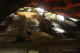 Excavations are still ongoing at El Mirador, Guatemala