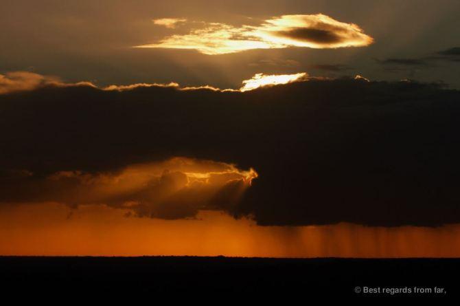 Sunset El Mirador