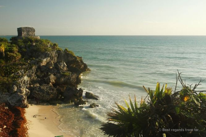 Tulum: a ruin with its own beach
