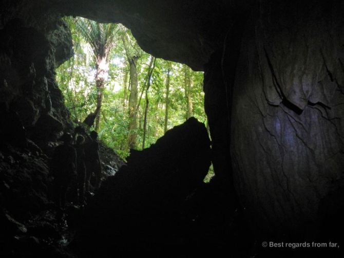 Waterfall cave - 7