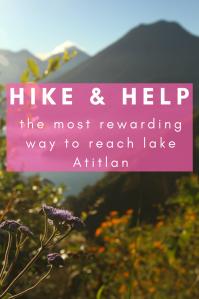 Hike& help