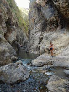 The Somoto Canyon, Nicaragua