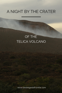 A night at the Telica Volcano - Pinterest - Pin