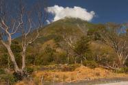 The Concepcion volcano, Ometepe island, Nicaragua