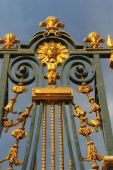 The symbol of Louis XIV: the Sun King