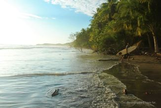 Uvita's hidden beach, Costa Rica