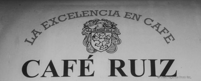 Cafe Ruiz, Panama