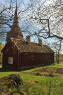 Farm labourer's cottage, Skansen, Stockholm