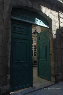 A corsair's house, Saint Malo, France