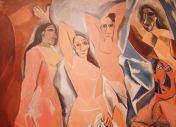MoMA - Picasso - Les demoiselles d'Avignon