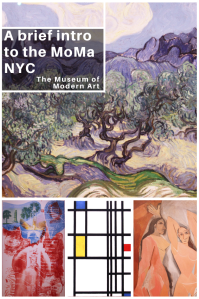 MoMa - Pinterest - PIN - NYC - USA