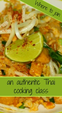 Cooking in Chiang Mai, Thailand PIN 1