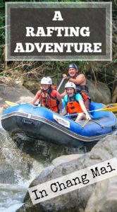 Rafting - Thailand - Pinterest - Pin