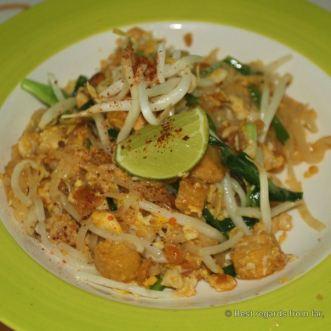 Pad thai, Thai cooking class