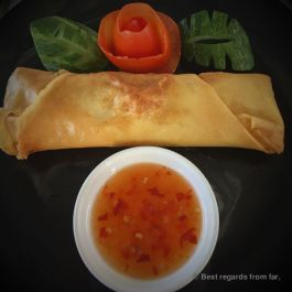 Springroll, Thai cooking class