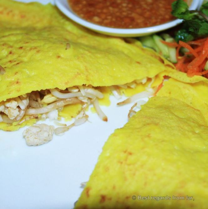 Banh Chev, Cambodian food specialties