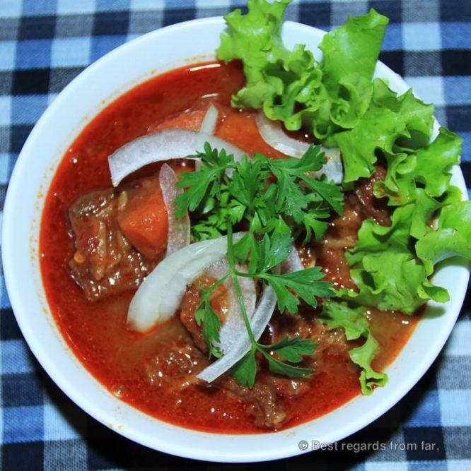 Khor ko, Cambodian food specialties