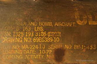 Cluster bomb, Laos
