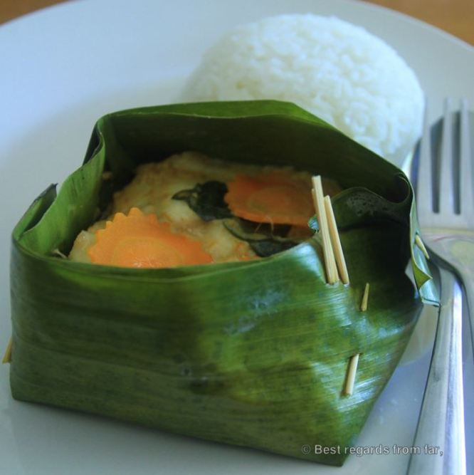 Amok, Cambodian food specialties