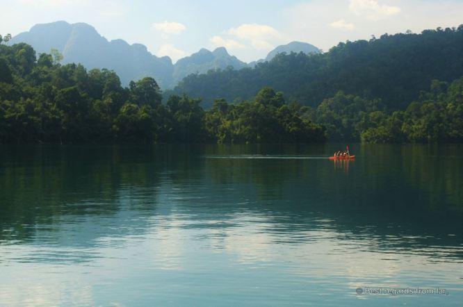 Cheow Lan Lake, Khao Sok, Thailand