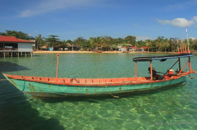 Paradise-like Koh Rong Samloem, Cambodia