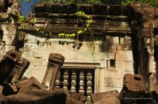 The Khmer ruins of Beng Mealea, Cambodia