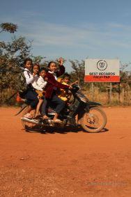 Local transport, Cambodia