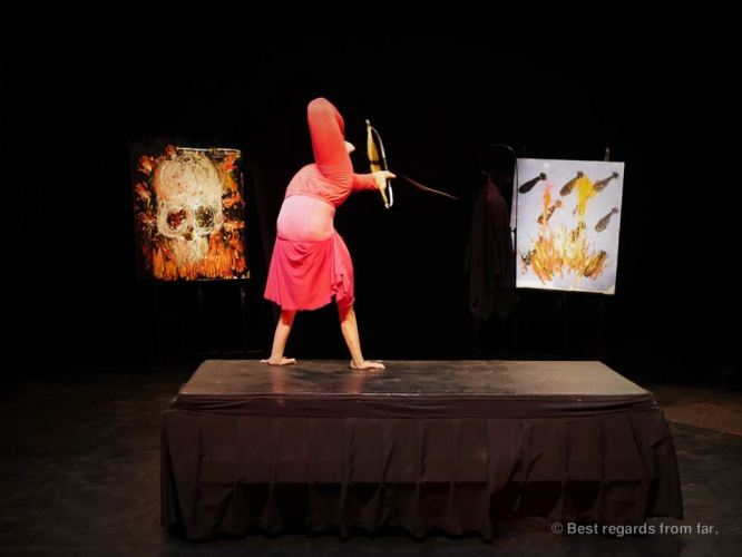 Photo of the day: Cambodia's moving circus act  Best ...