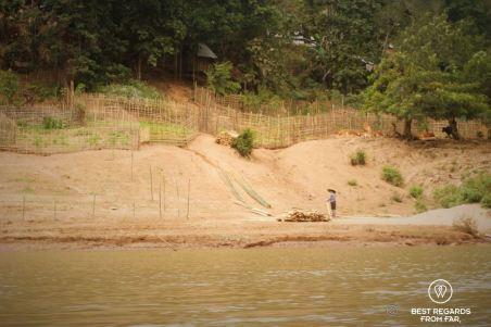 Life along the Nam Ou River, Muang Ngoy Neua, Laos