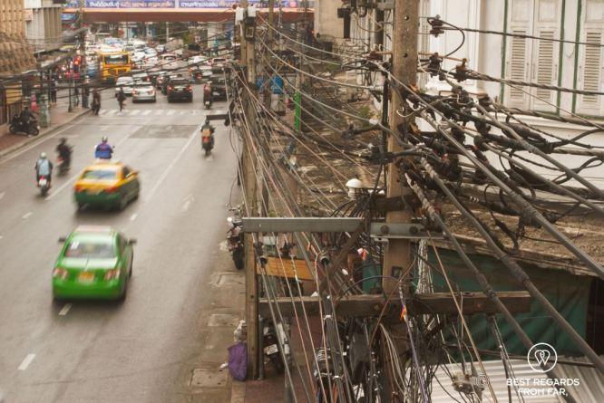 Hectic Chinatown, Bangkok, Thailand