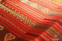 Traditional weaving in Laos