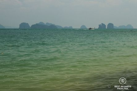 The stunning setting of Ko Yao Noi, Thailand