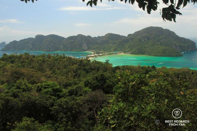 View on Koh Phi Phi