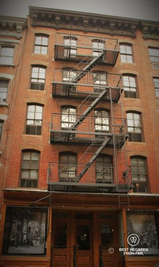 The Tenement Museum, New York City