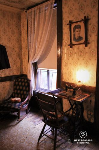 Natalie's flat at the Tenement Museum, New York City