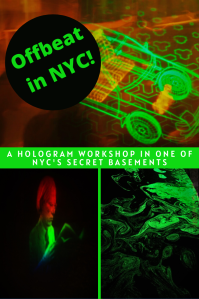 Holographic studions - Pinterest - PIN - NYC - USA