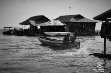 Floating villages of the Tonlé Sap Lake, Cambodia