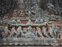 The Churning of the Sea of Milk, Preah Vihear, Cambodia